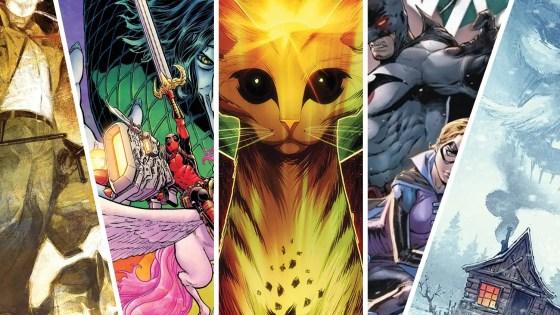 Fantastic Five: Week of August 21, 2019