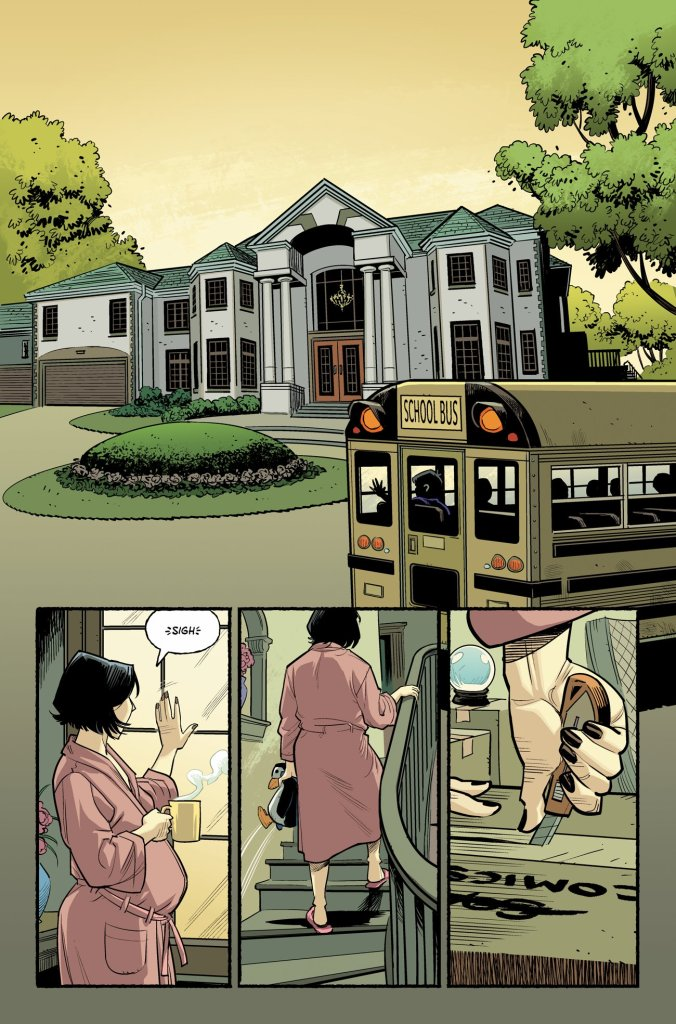 Fight Club 3 #8 Review