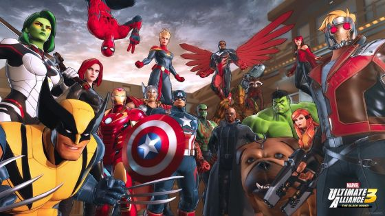 Wondering which characters are the best overall in Marvel Ultimate Alliance 3? Check our list.