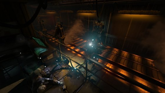 SOMA (PS4) Review: Repetitive cycle of fear that wears thin