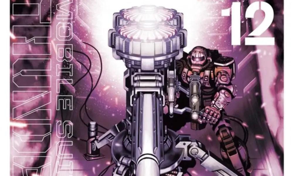 Mobile Suit Gundam Thunderbolt Vol. 12 Review