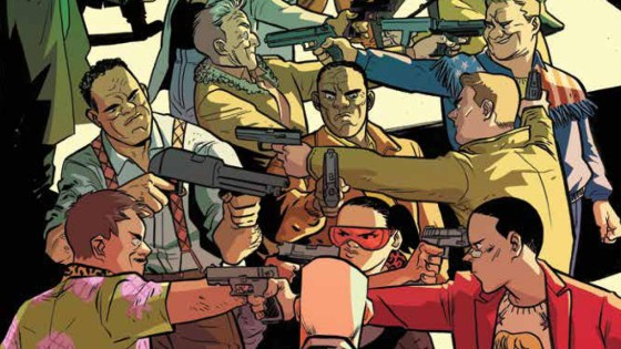 Assassin Nation TPB Review