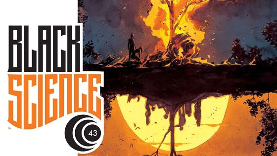 Black Science #43 Review