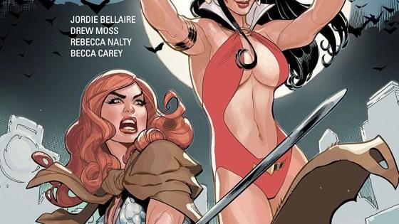 Vampirella/Red Sonja #1 Review