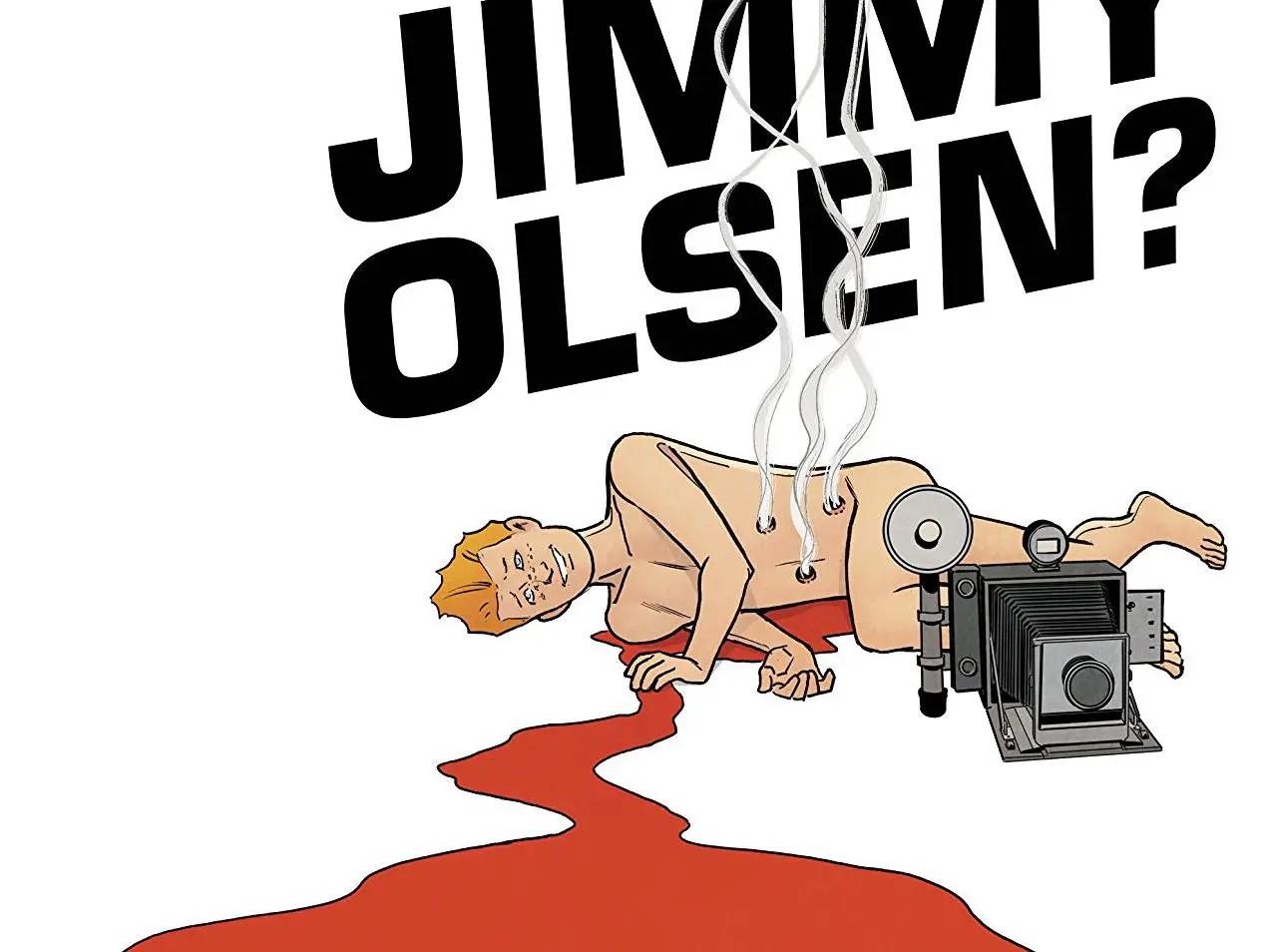 Jimmy Olsen #3 Review