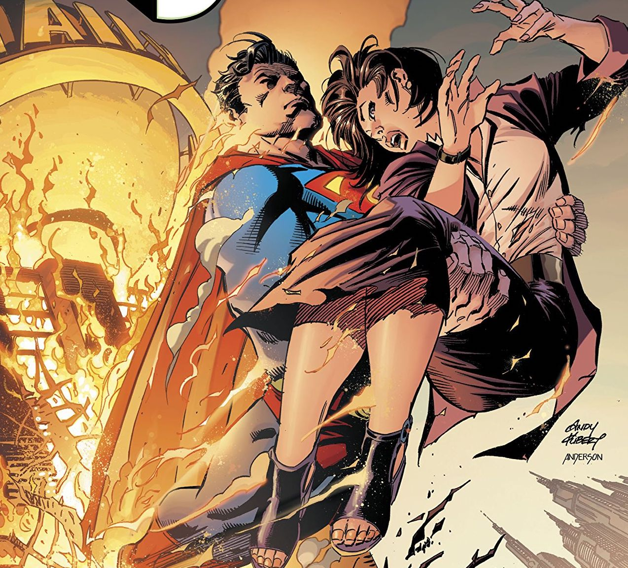 Superman: Up in the Sky #3 review: best intentions