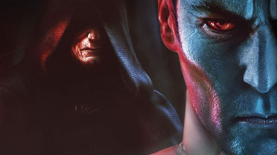 Thrawn's is able to put the seemingly disparate puzzle pieces together into a complete picture, bringing the reader along with him.