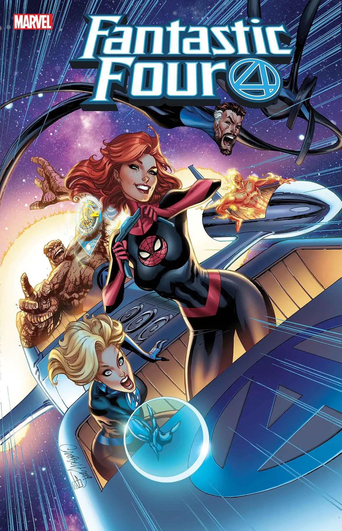 Fantastic Four #15 Review