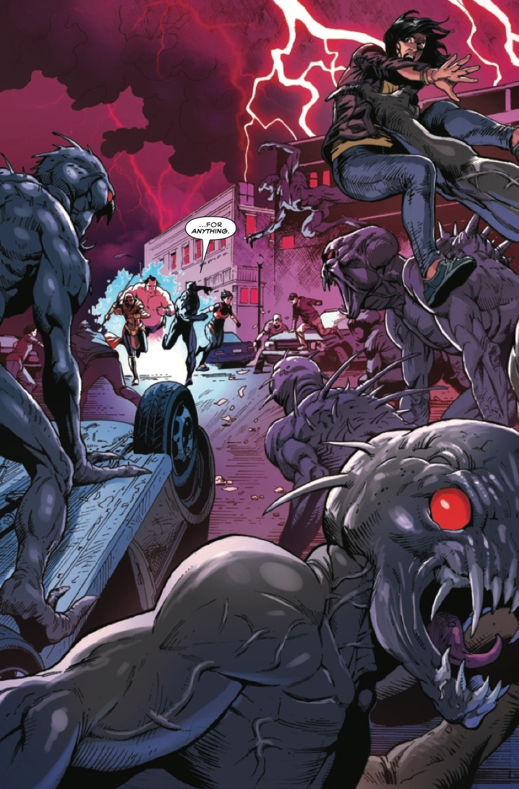 Black Panther and the Agents of Wakanda #1 Review