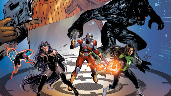 Dan Abnett introduces DC's Guardians Of The Galaxy