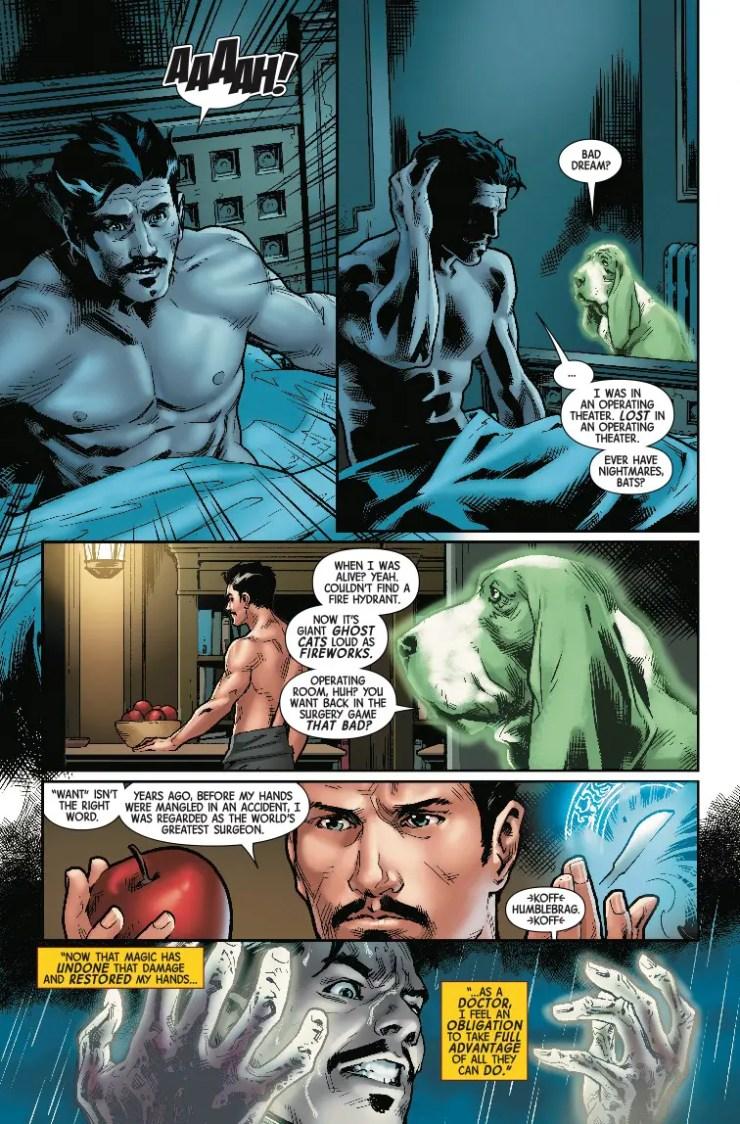 Marvel Preview: Doctor Strange #20
