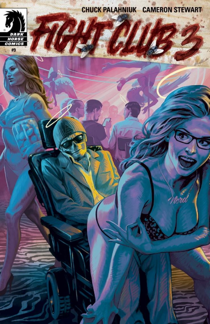 EXCLUSIVE Dark Horse Preview: Fight Club 3 #9