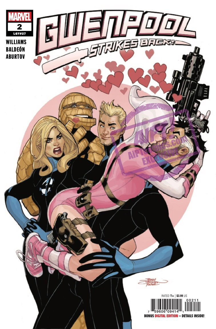 Gwenpool Strikes Back! #2 Review