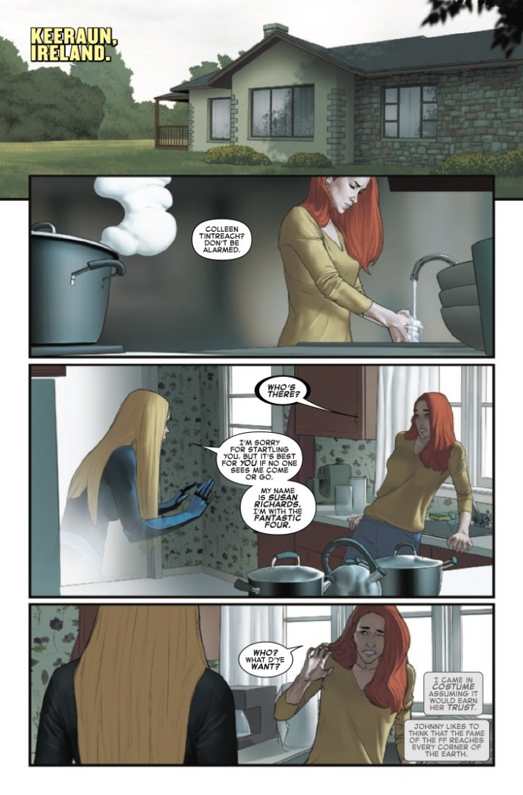 Marvel Preview: Invisible Woman #3
