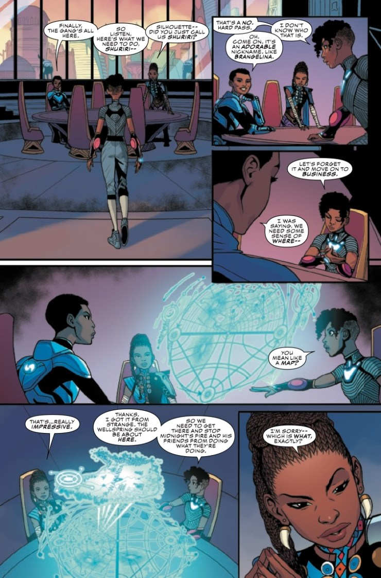Marvel Preview: Ironheart #10