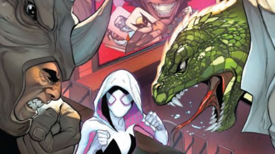 Ghost-Spider Annual #1 Review