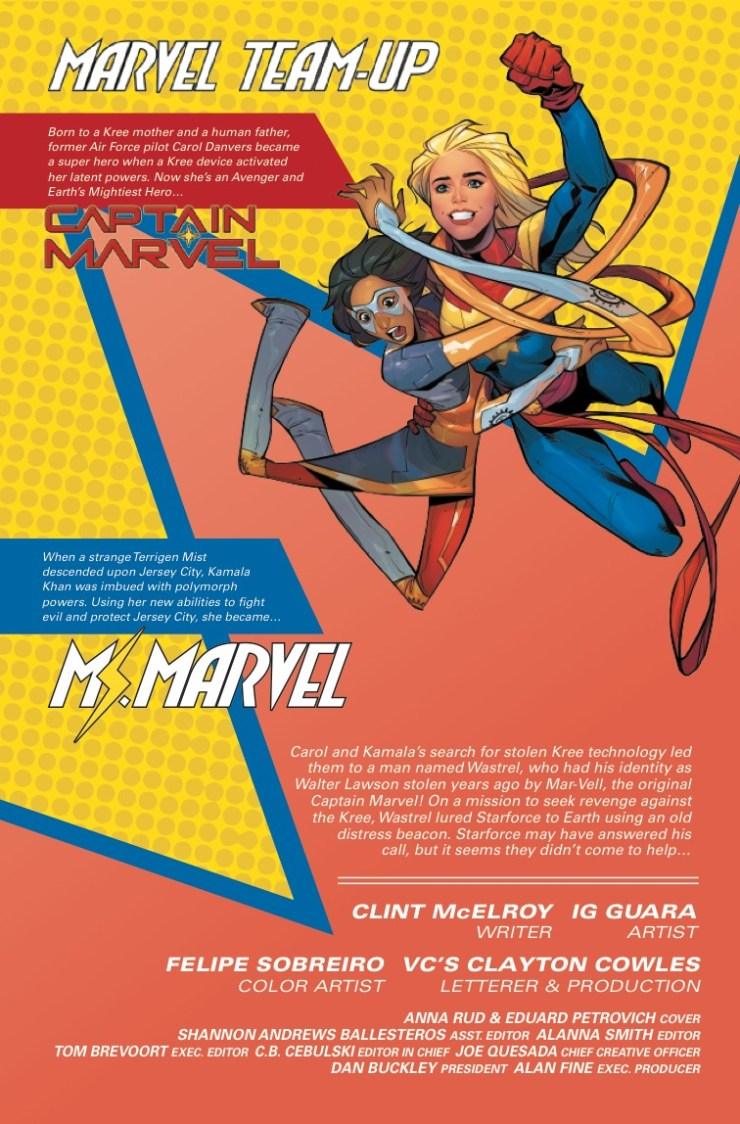 Marvel Preview: Marvel Team-Up #6