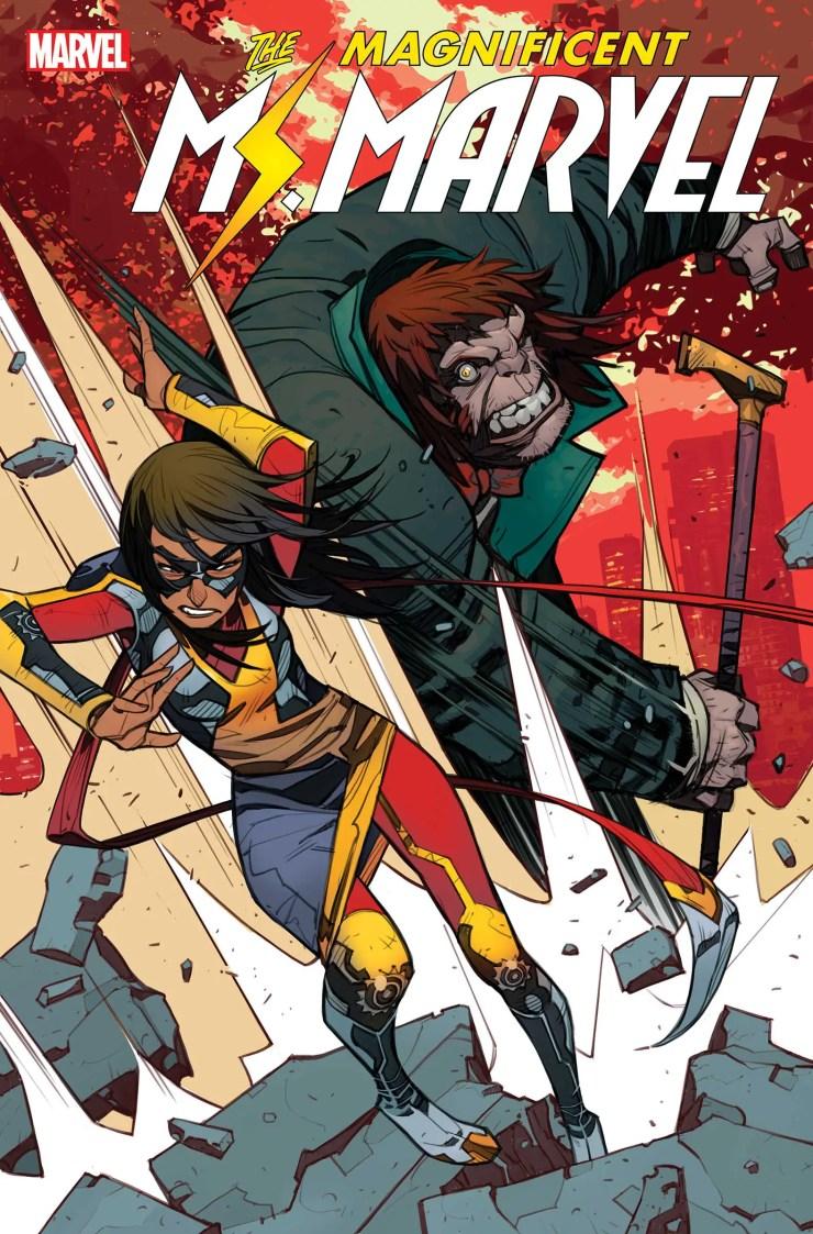 Marvel Comics' December 2019 solicitations: 4 big takeaways