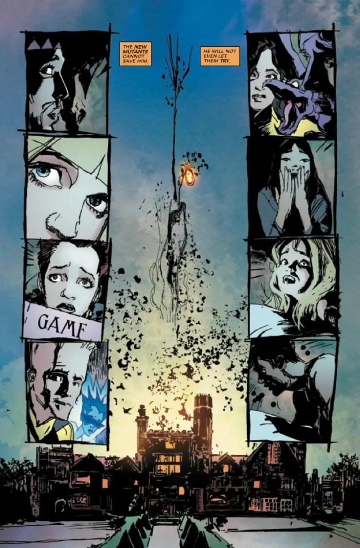 Marvel Preview: New Mutants: War Children #1