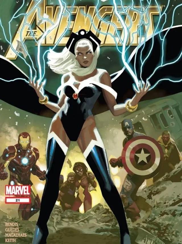 X-Men Monday #27 - Storm
