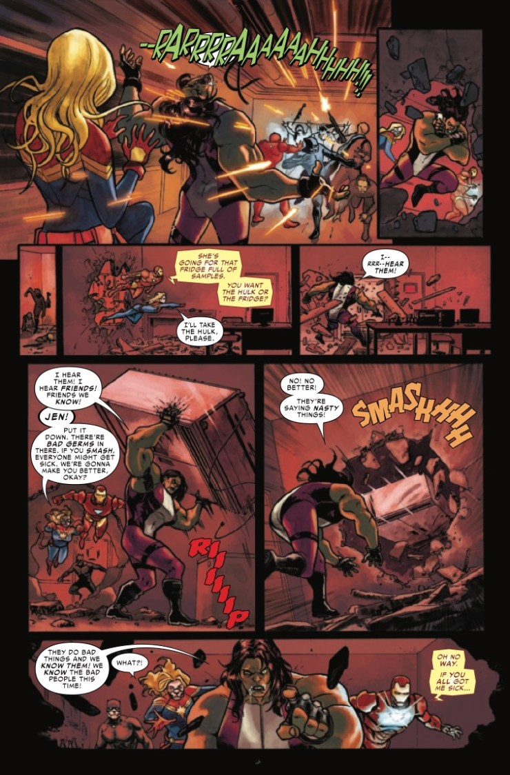 Marvel Preview: Strikeforce #1: Director's Cut
