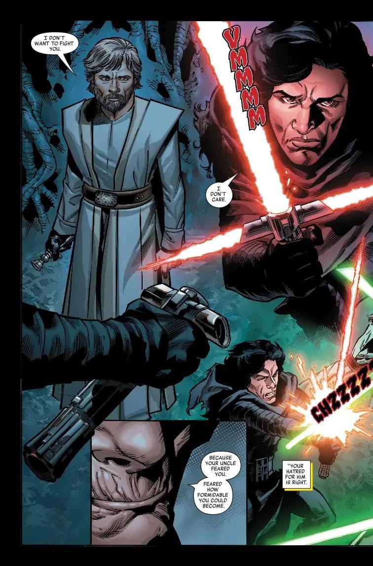 Star Wars: Age of Resistance – Supreme Leader Snoke #1 Review