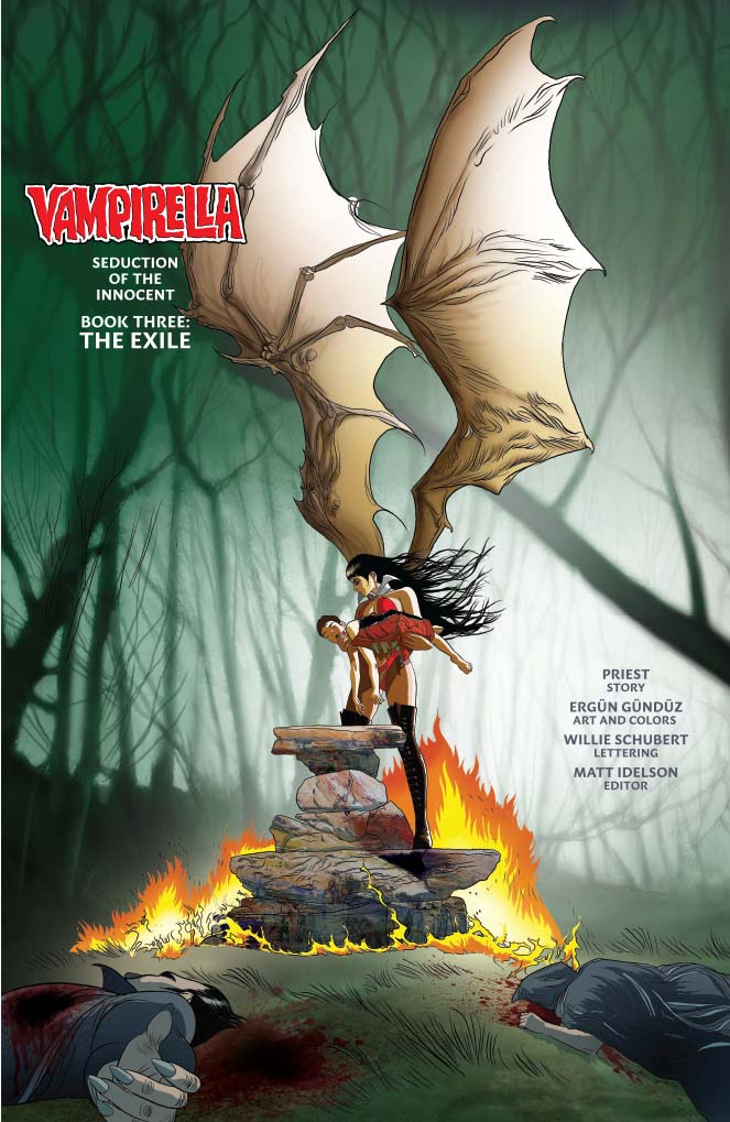 Vampirella #3 Review