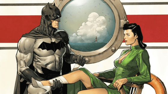 This cover featuring Catwoman may seem familiar to Batman buffs.