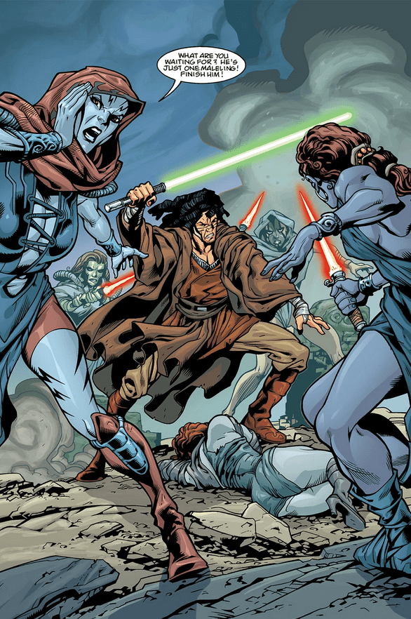 Star Wars Legends Epic Collection: The Menace Revealed Vol. 2 Review