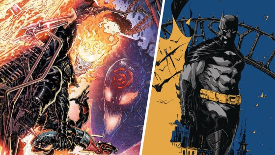 Weekly comic book podcast talking news, the best of the week, and a look ahead to next week.