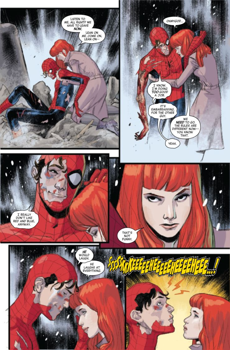Spider-Man # 1 Review