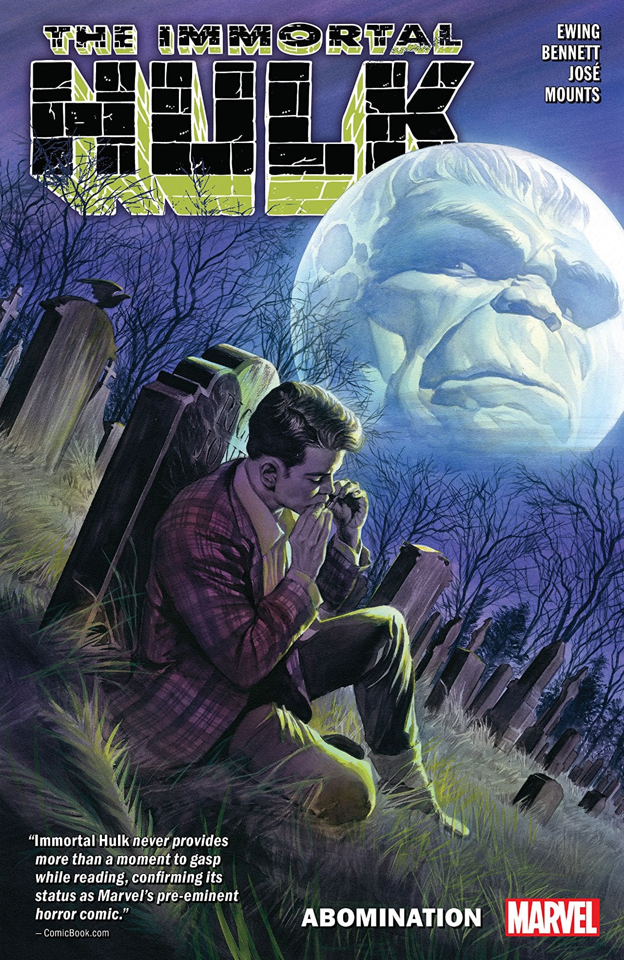 The Immortal Hulk Vol 4: Abomination review