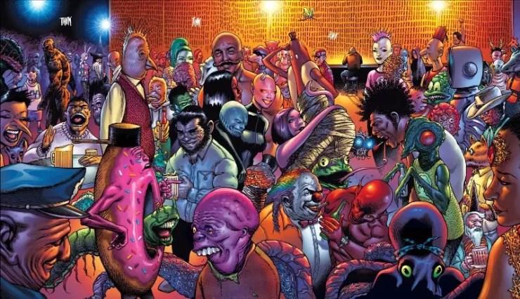 Comic book veteran Jim Shooter is bringing new title 'Slow City Blues' to Image Comics