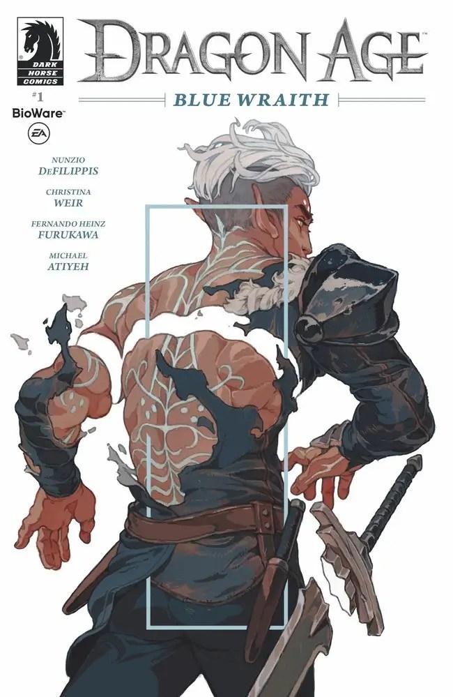 Dark Horse announces new Dragon Age comic, Dragon Age: Blue Wraith