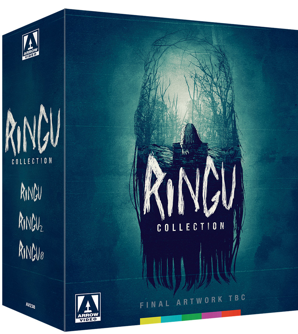 The Ringu Collection - Arrow Video Review