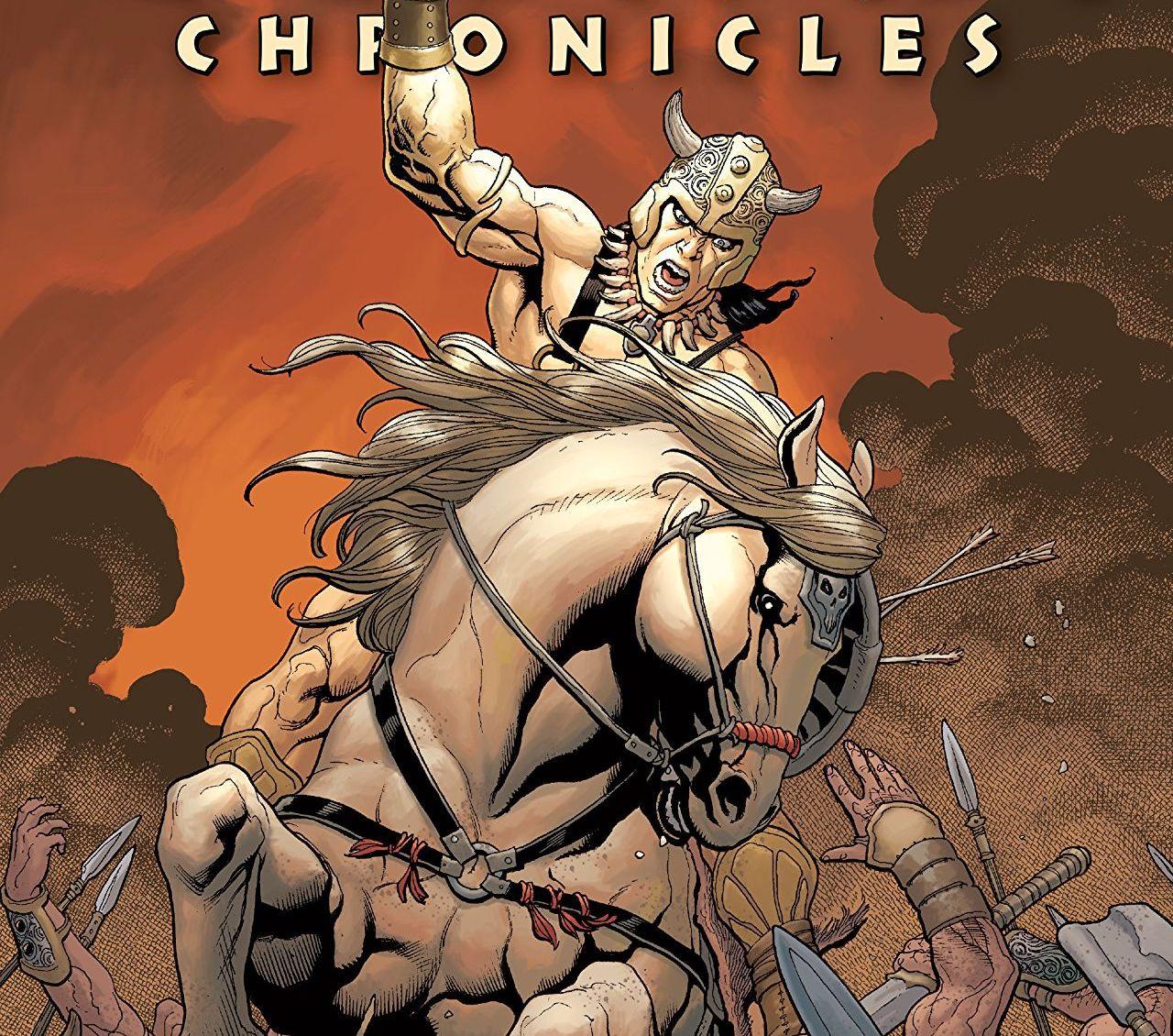 Conan Chronicles Epic Collection: Return To Cimmeria Review