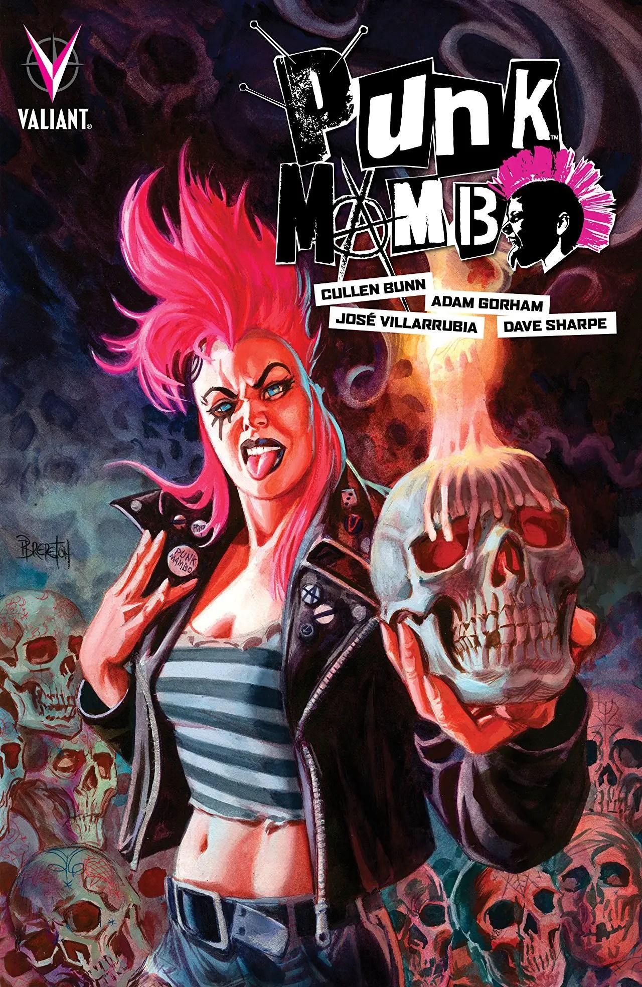 Punk Mambo Vol. 1 Review
