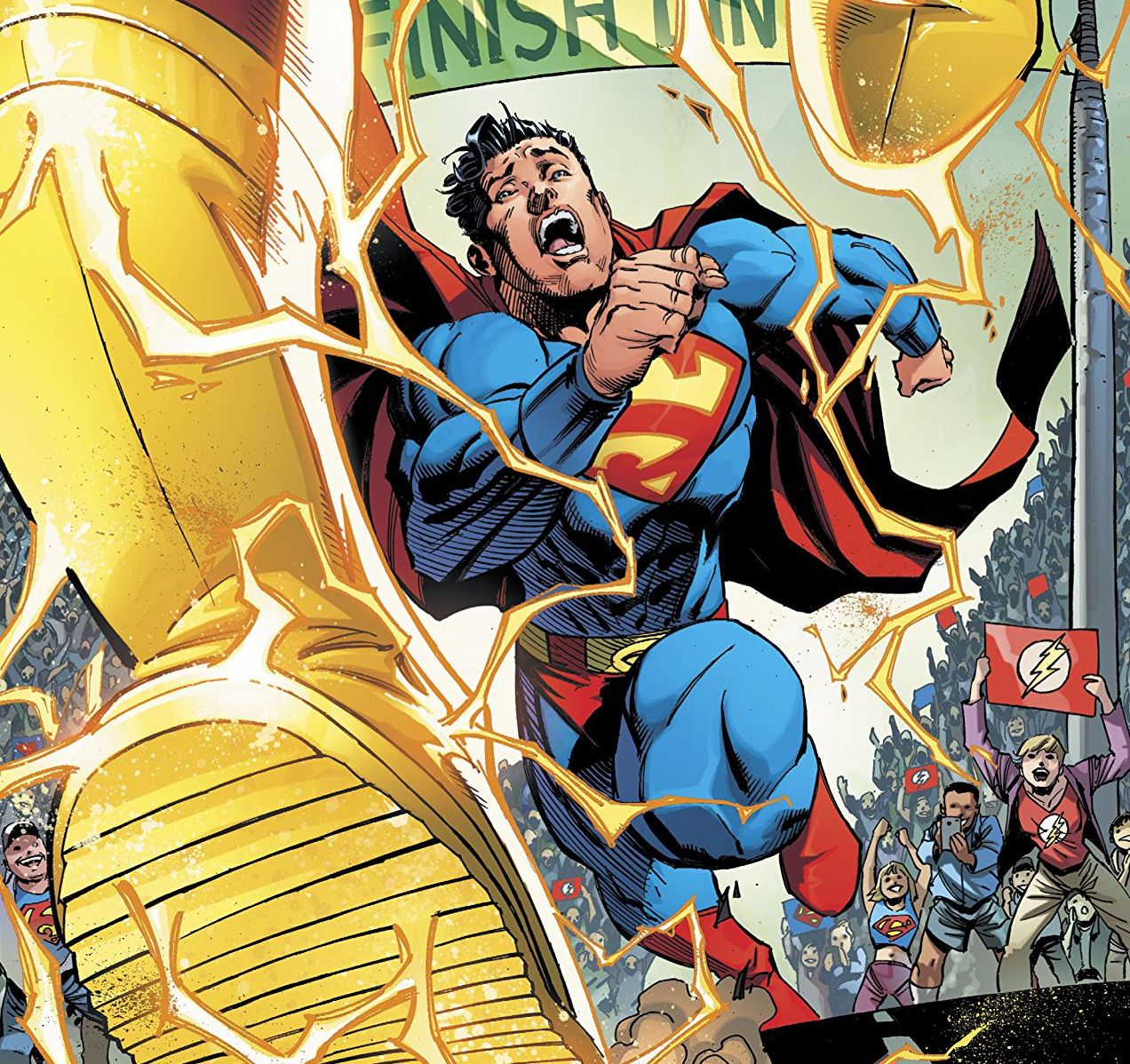 Superman: Up in the Sky #4 review