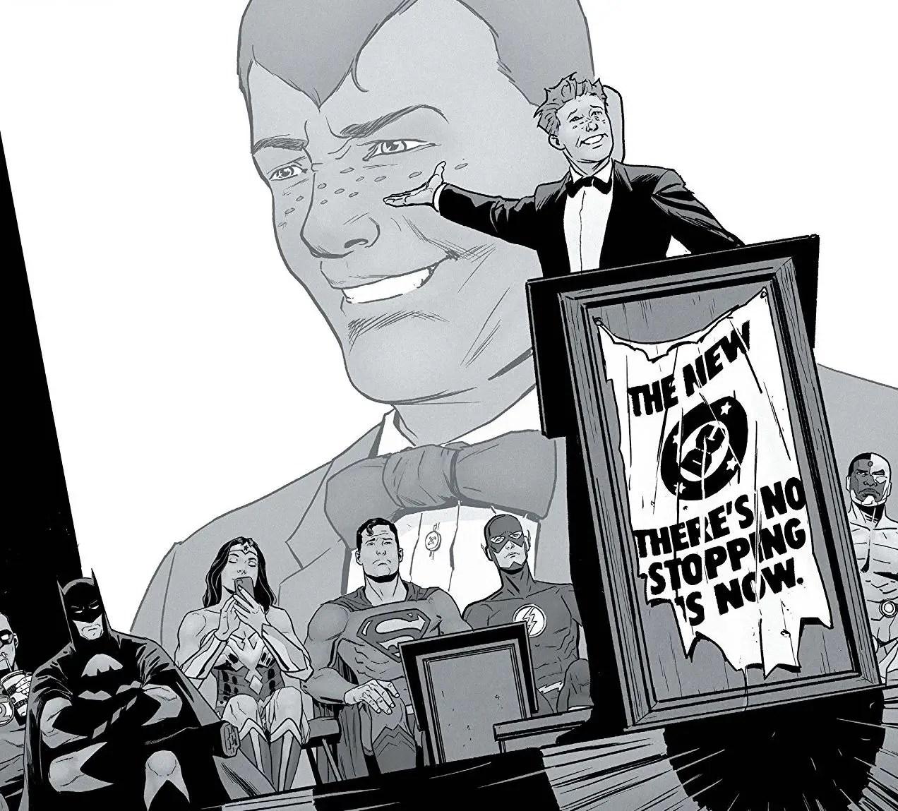 Jimmy Olsen #4 review