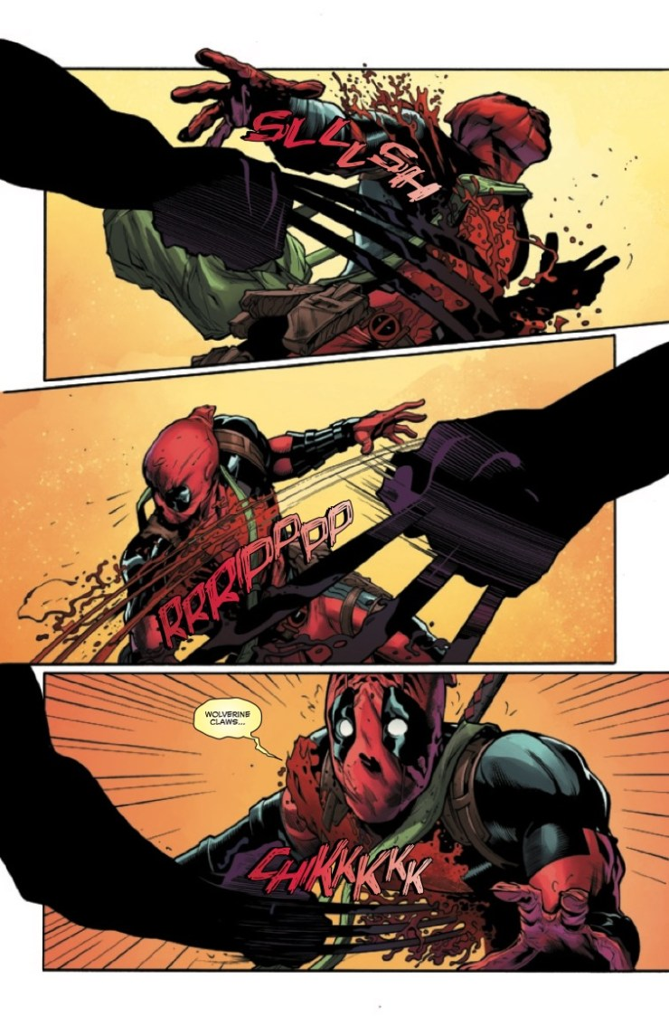 Marvel Preview: Absolute Carnage Vs. Deadpool #3