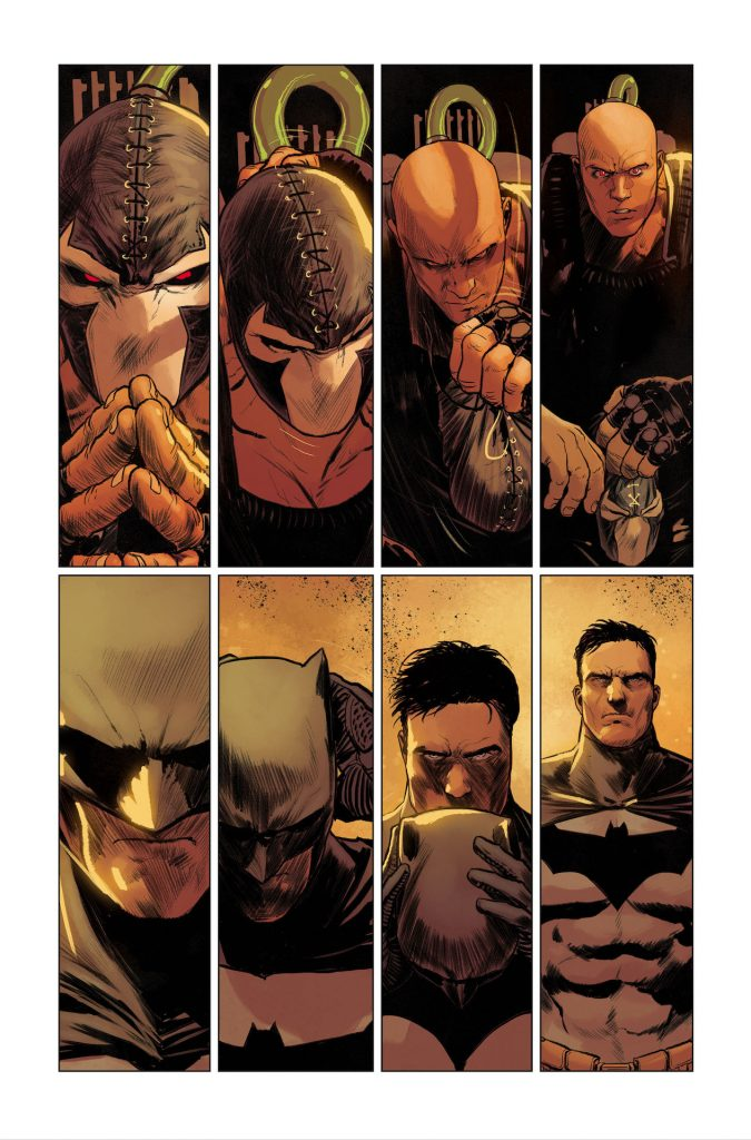 City of Bane, Part 8: Will there be another death in the family, or can the Dark Knight break Bane's iron grip over Gotham City?