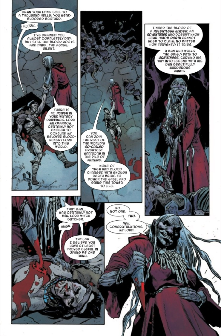 Marvel Preview: Conan the Barbarian #10