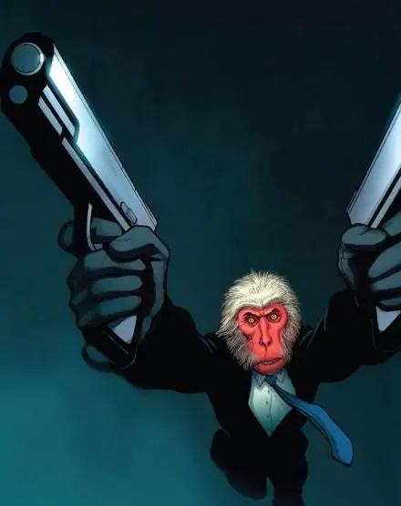 Hit-Monkey by Daniel Way: Bullets & Bananas Review