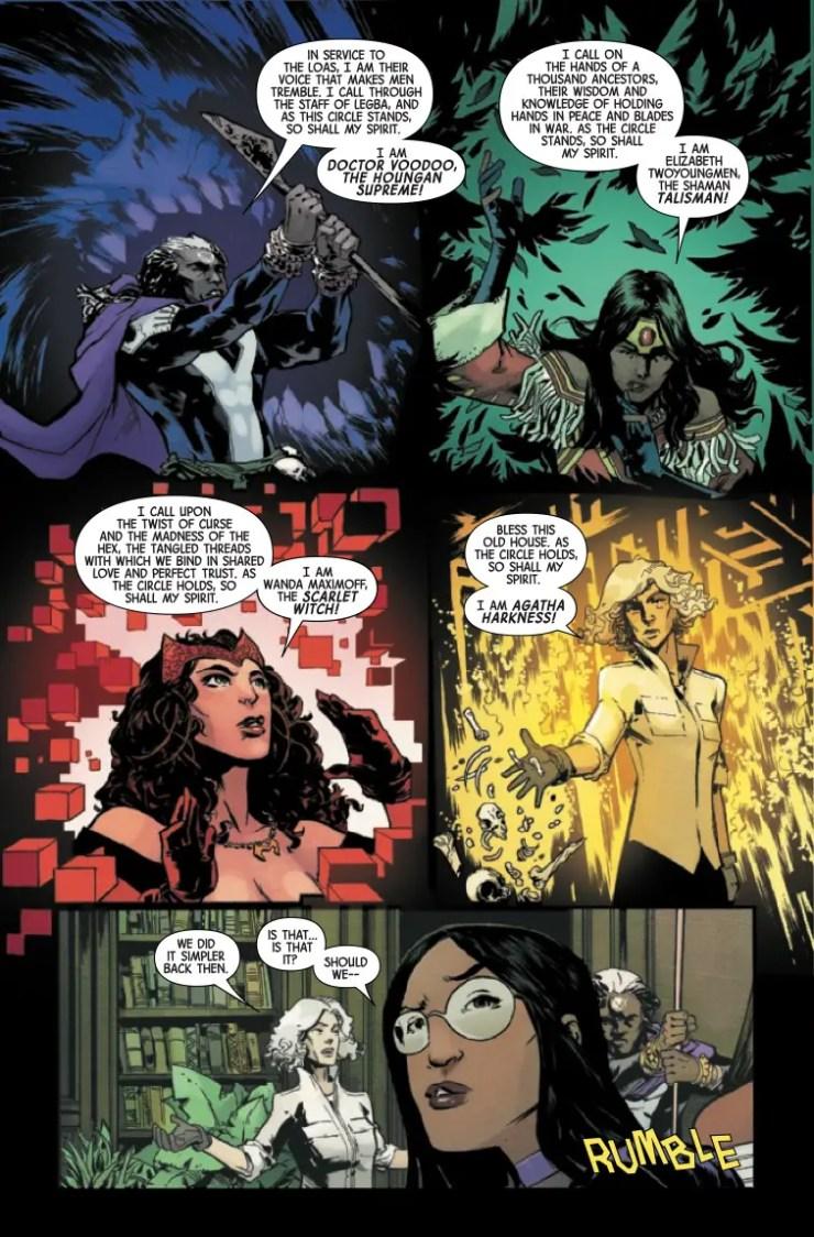 Marvel Preview: Doctor Strange Annual #1