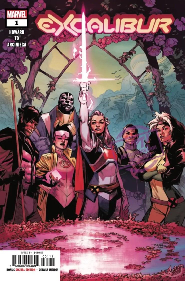 EXCLUSIVE Marvel Preview: Excalibur #1