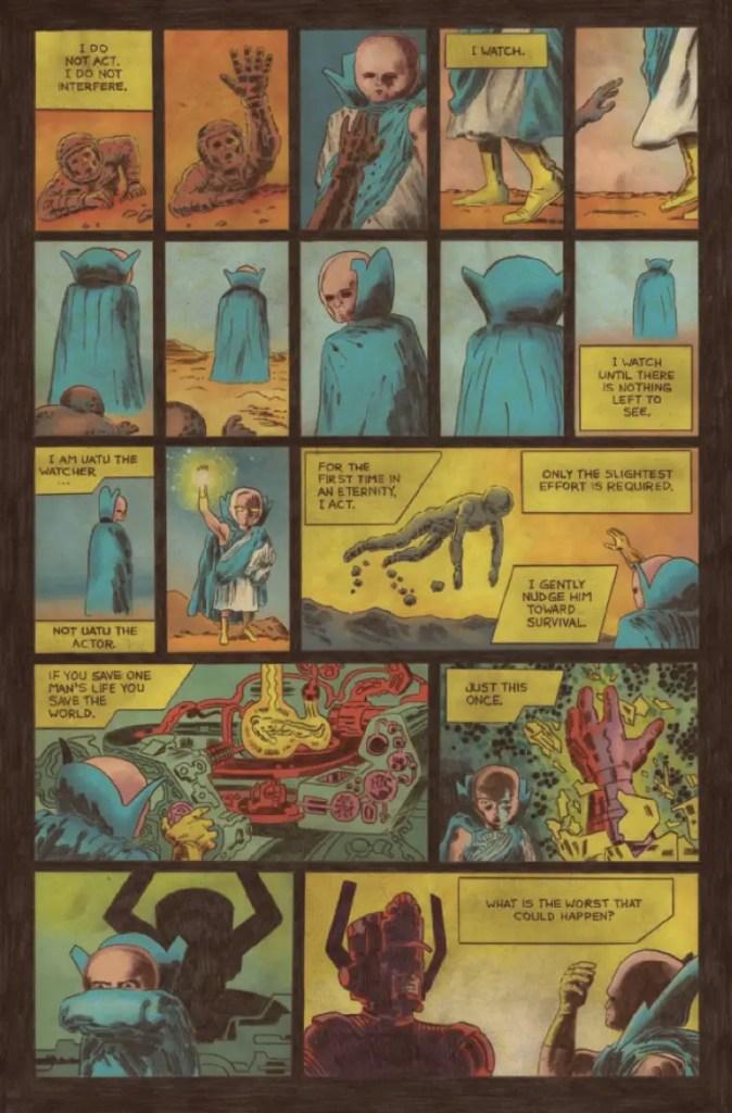 Fantastic Four: Grand Design #1 Review