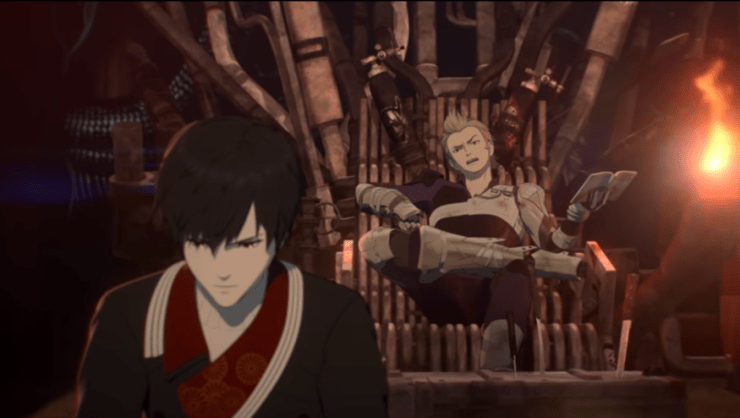 'Human Lost' dub NYCC premiere review