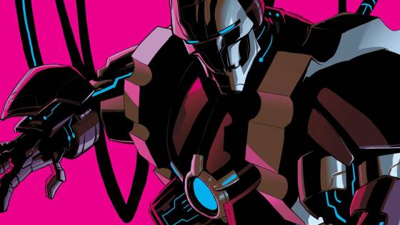 Marvel makes 'Iron Man 2020' available on Marvel Unlimited ahead of 'Iron Man' #1