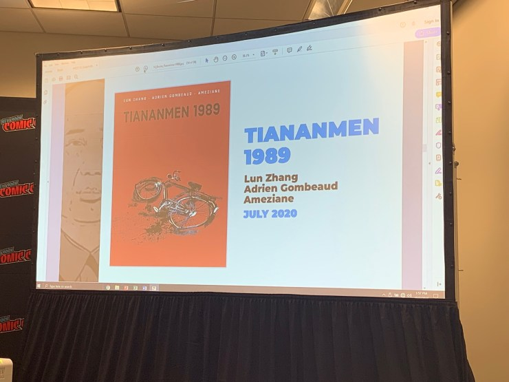 NYCC 2019: IDW Unveils Three New Non-Fiction Graphic Novels