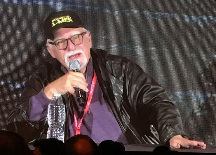 NYCC 2019: C.B. Cebulski promises more Chris Claremont stories at Marvel in 2020